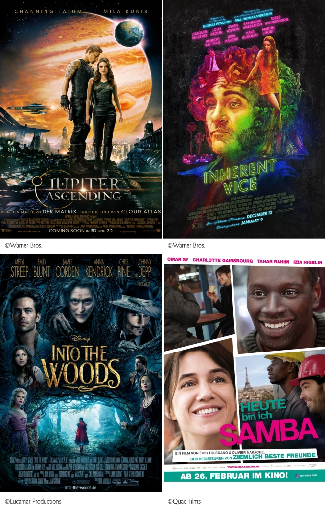 Kinovorschau Februar