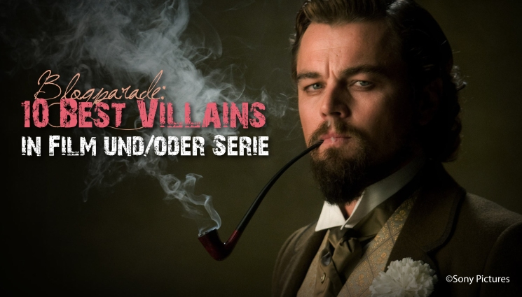10 Best Villains in Film undoder Serie
