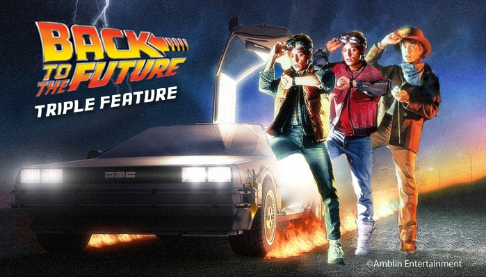 Back to the Future Triple Feature