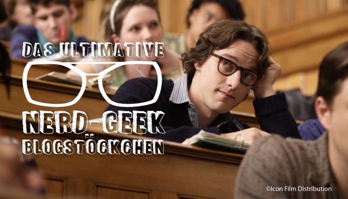 Nerd Geek Stöckchen
