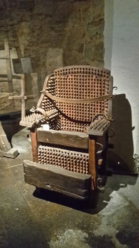 Stachelstuhl