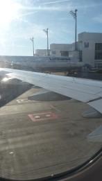 Lufthansa Maschine München