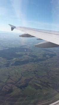 Deutschland von oben ;D