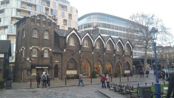 Tower of London Souvenir Shop