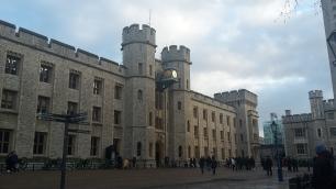 Das ist das Gebäude wo die Kronjuwelen drin sind