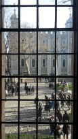 Sicht aus dem St Thomas Tower