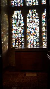 Gebetsstätte im Thronsaal