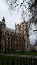 Die Westminster von der Seite