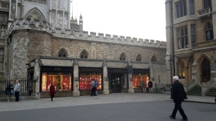 Westminster Abbey Shop