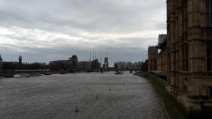 Aussicht auf die Themse