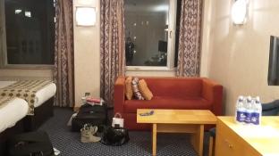 Couch und unser Essplatz