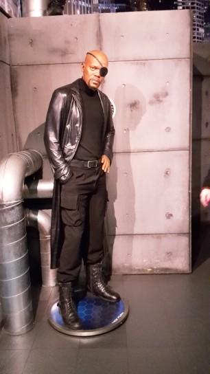 Agent Nick Fury