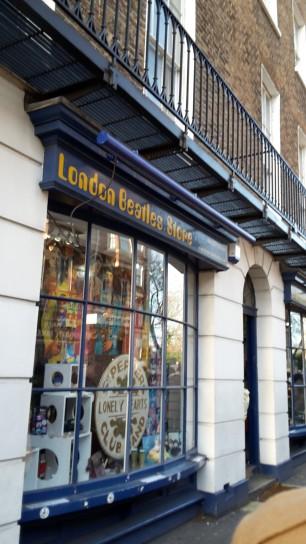 Beatles Shop