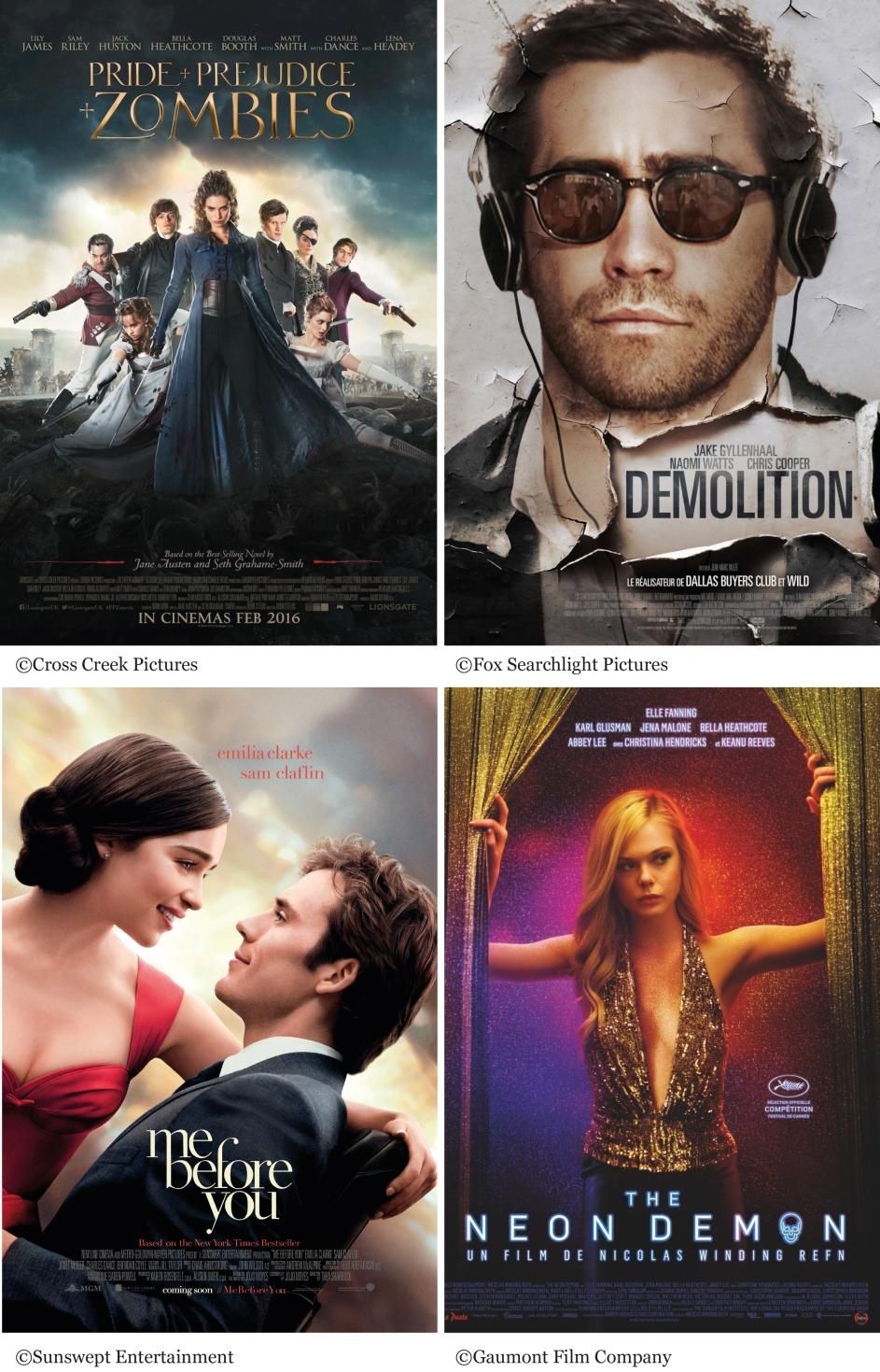 Kinovorschau Juni 2016