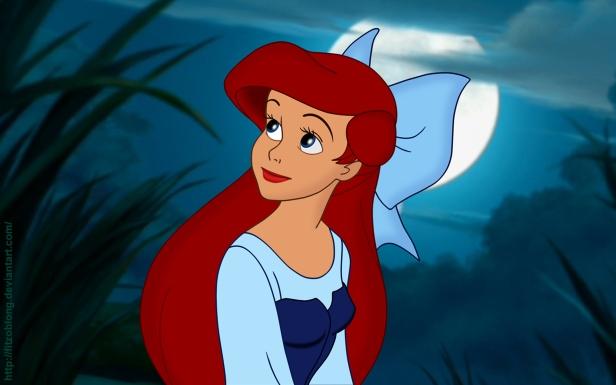 "©The Walt Disney Company - ""The Little Mermaid"""