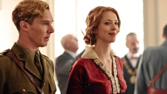 "©BBC - Benedict Cumberbatch in ""Parade's End"""