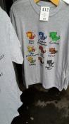 T-Shirts gab es überall und mit sämtlichen Motiven in Camden Town