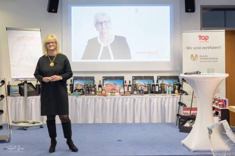 Mentalcoach Silvia Maute lässt uns Grenzen überschreiten