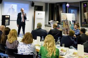 Dr. Dirk Reiffenrath inspiriert die Gäste