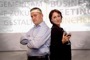 Links der Supertänzer Artem Ryaboshapko