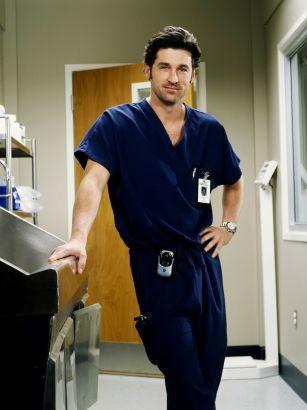 "©ABC - Patrick Dempsey in ""Grey's Anatomy"""