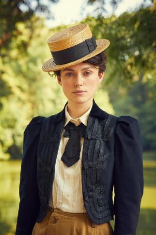"""Keira Knightley in ihrem neuen Film """"Colette"""", der bei uns im Januar in den Kinos startet ©DCM"""