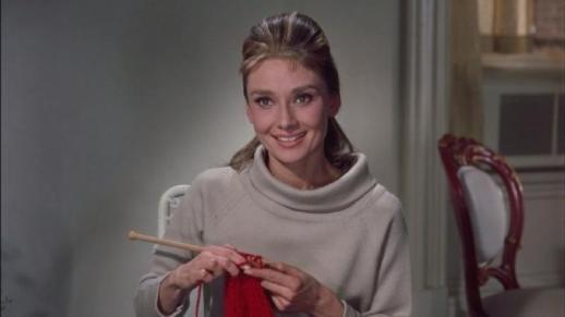 """Audrey Hepburn in dem bekannten Klassiker """"Breakfast at Tyffany's"""" ©Paramount Pictures"""