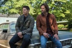"©The CW - Jensen Ackles und Jared Padalecki in ""Supernatural"""