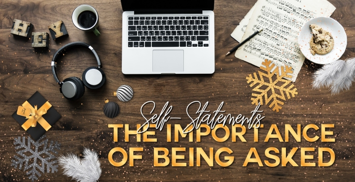 Self-Statements: The Importance Of BeingAsked