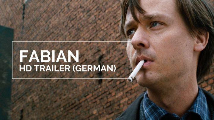 Trailer: Fabian – Oder der Gang vor dieHunde