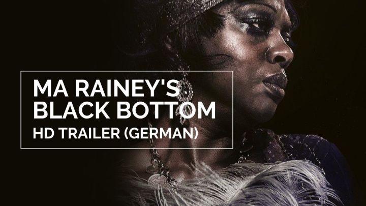 Trailer: Ma Rainey's BlackBottom