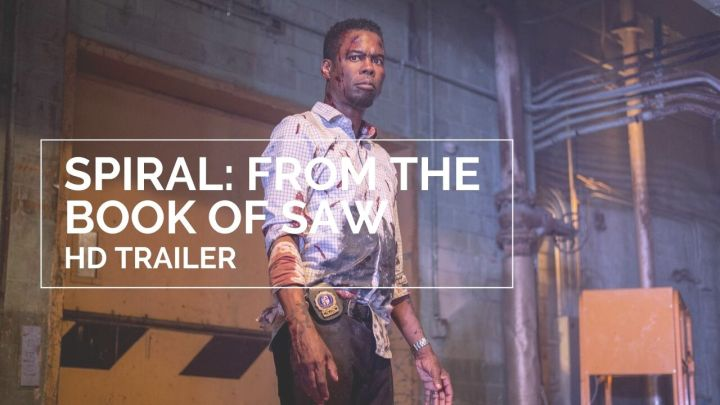 Trailer: Spiral: From the Book ofSaw
