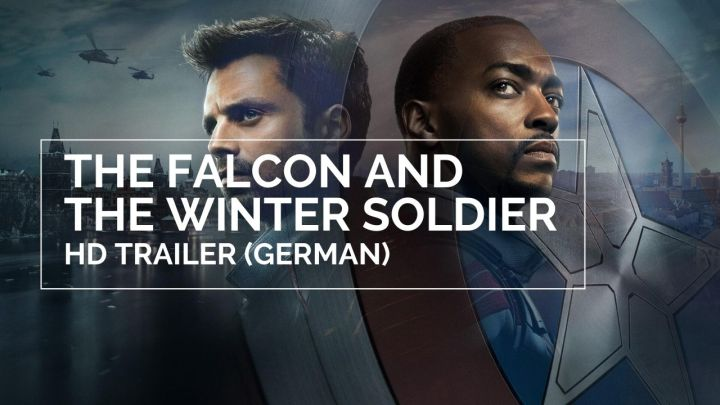 Trailer: The Falcon and the Winter Soldier