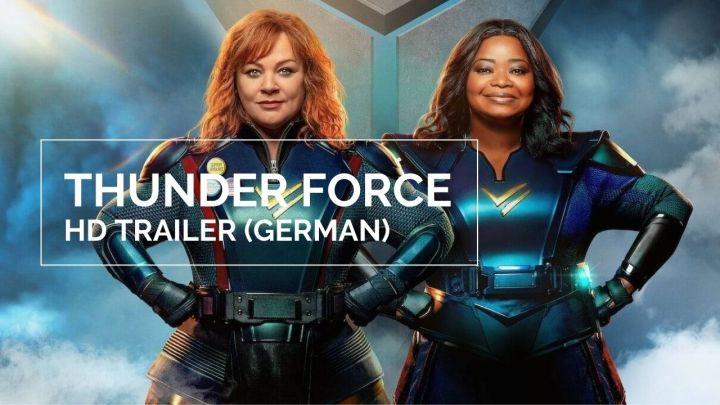 Trailer: Thunder Force