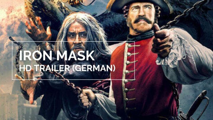 Trailer: Iron Mask