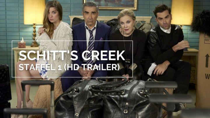 Trailer: Schitt's Creek – Staffel1