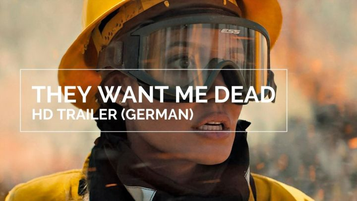 Trailer: They Want Me Dead