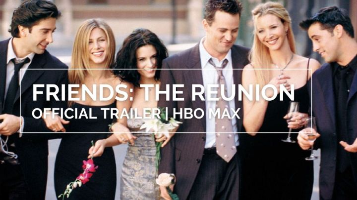 Trailer: Friends: TheReunion